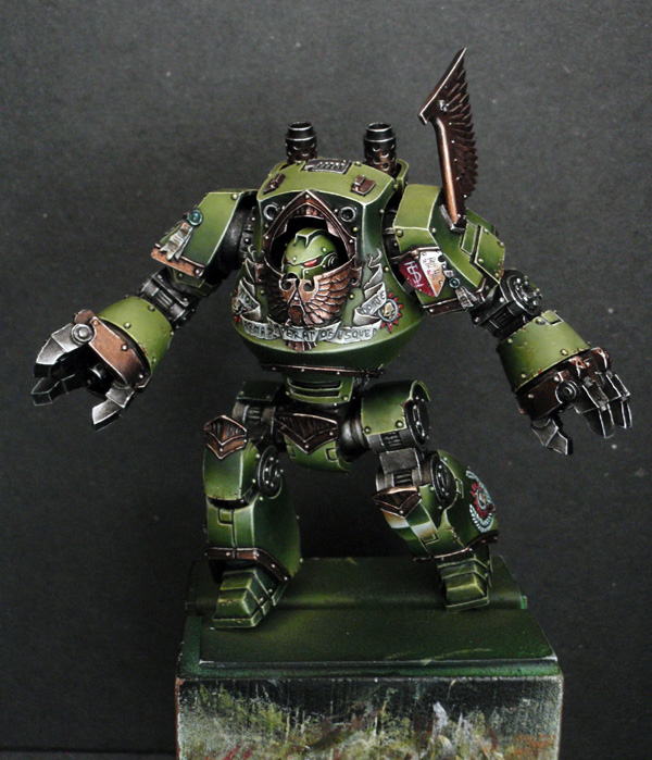 Dark Angels Contemptor - Photo 1