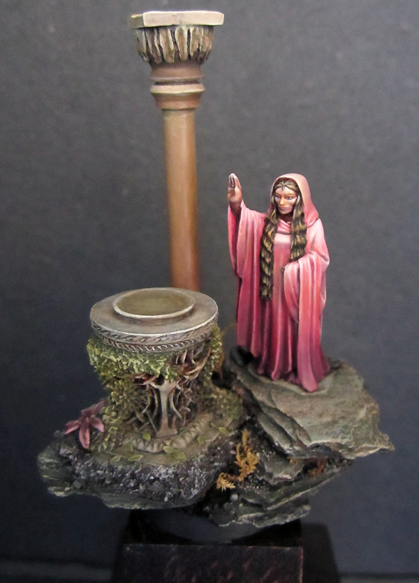 Galadriel, Gold GD UK 2007, by Julien Casses