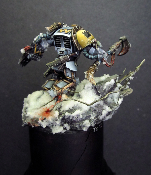 Space Wolf Terminator by Julien Casses (5)