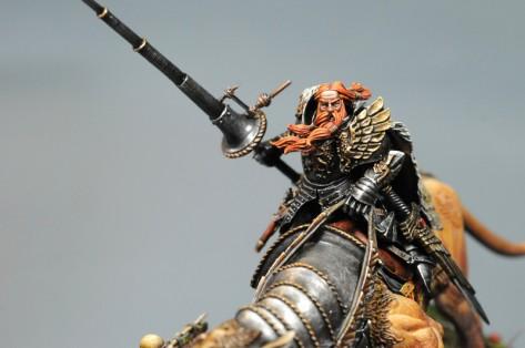 Seigneur sur demi-griffon par Bruno Lavallée, Slayer Sword 2012 (3)