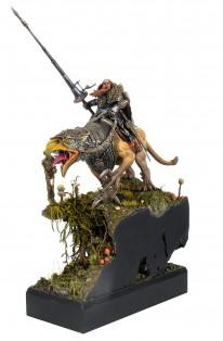 Seigneur sur demi-griffon - Bruno Lavalée - Or et Slayer Sword GD FR 2012