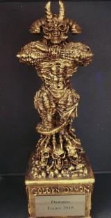 Une statuette convoitée… éditée à plus de 2300 exemplaires