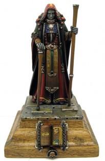 Magos, première figurine qui m'a fait gagné un Golden Demon.