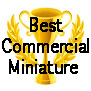Best commercial miniature : March 2012
