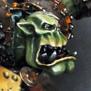 Big boss Ork sur moto