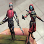 Brad & Yanet : Painting Buddha WIP #5