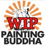 Brad & Yanet : Painting Buddha WIP #1