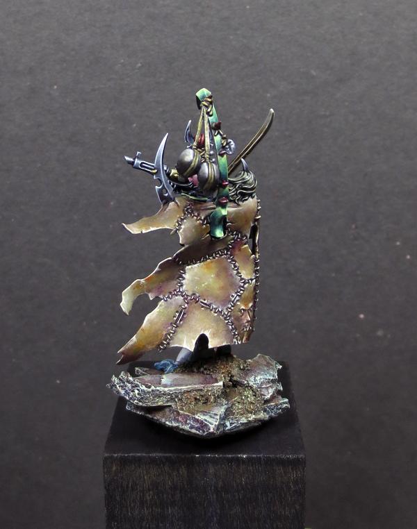 Dark Eldar Archon, by Julien Casses (7)