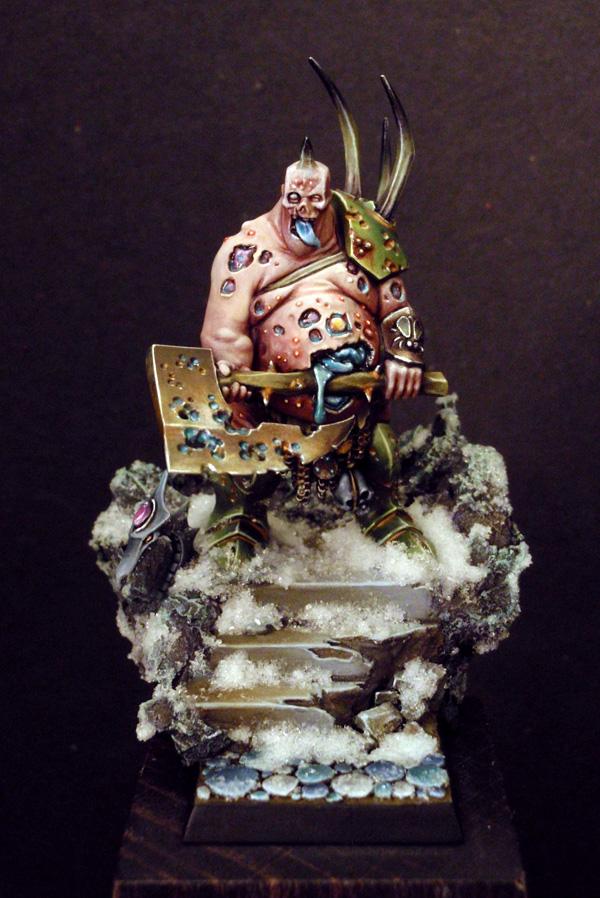 Seigneur de Nurgle / Nurgle lord - 1