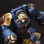 Terminator Ultramarine – Michael Delcroix